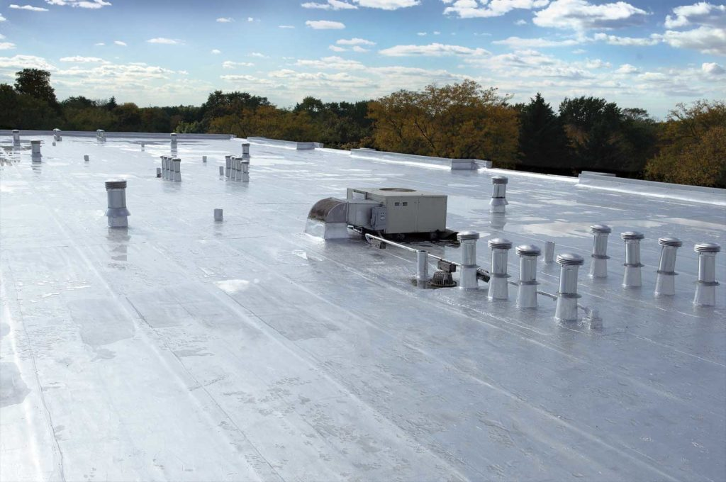 commerical roof repair